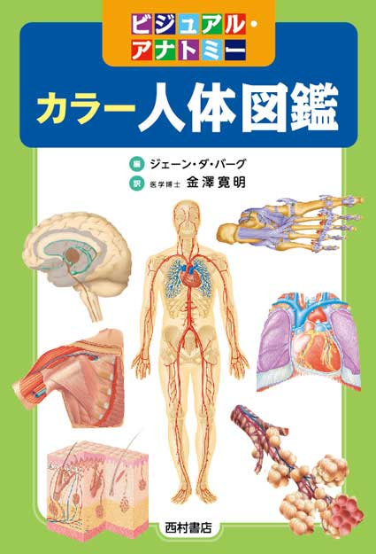 『カラー人体図鑑』
